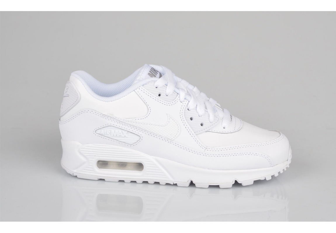 air max 90 blanche cuir femme Outlet Vente Authentique ...